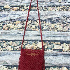 Túi xách Macrame